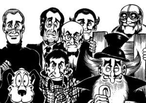 Alan Ford comics