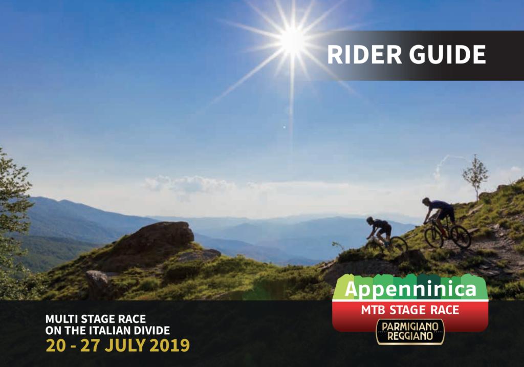 Appenninica MTB 2019 rider guide