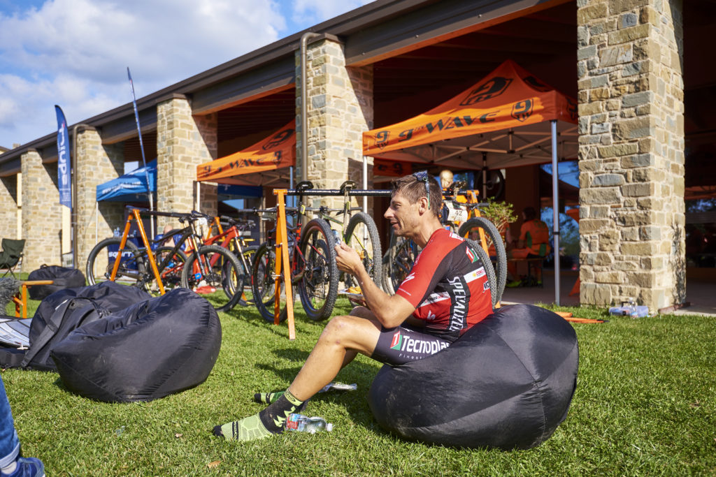 Recovery zone Appenninica MTB