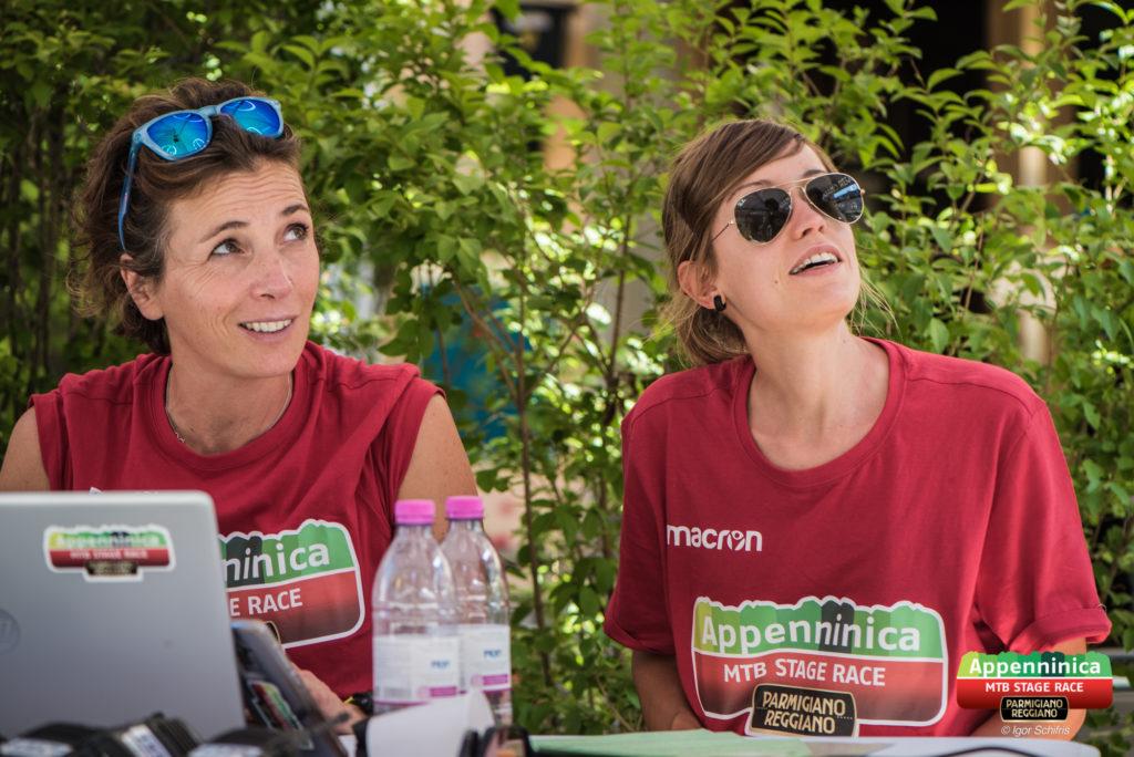 Milena and Debora