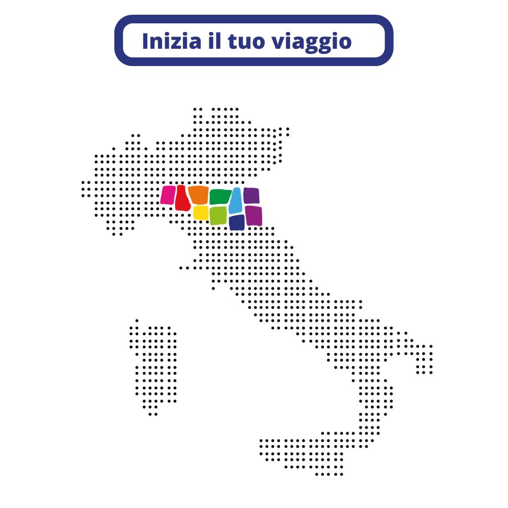 Inizia il tuo viaggio in Emilia Romagna